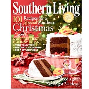 Southern Living Magazine Christmas Cake